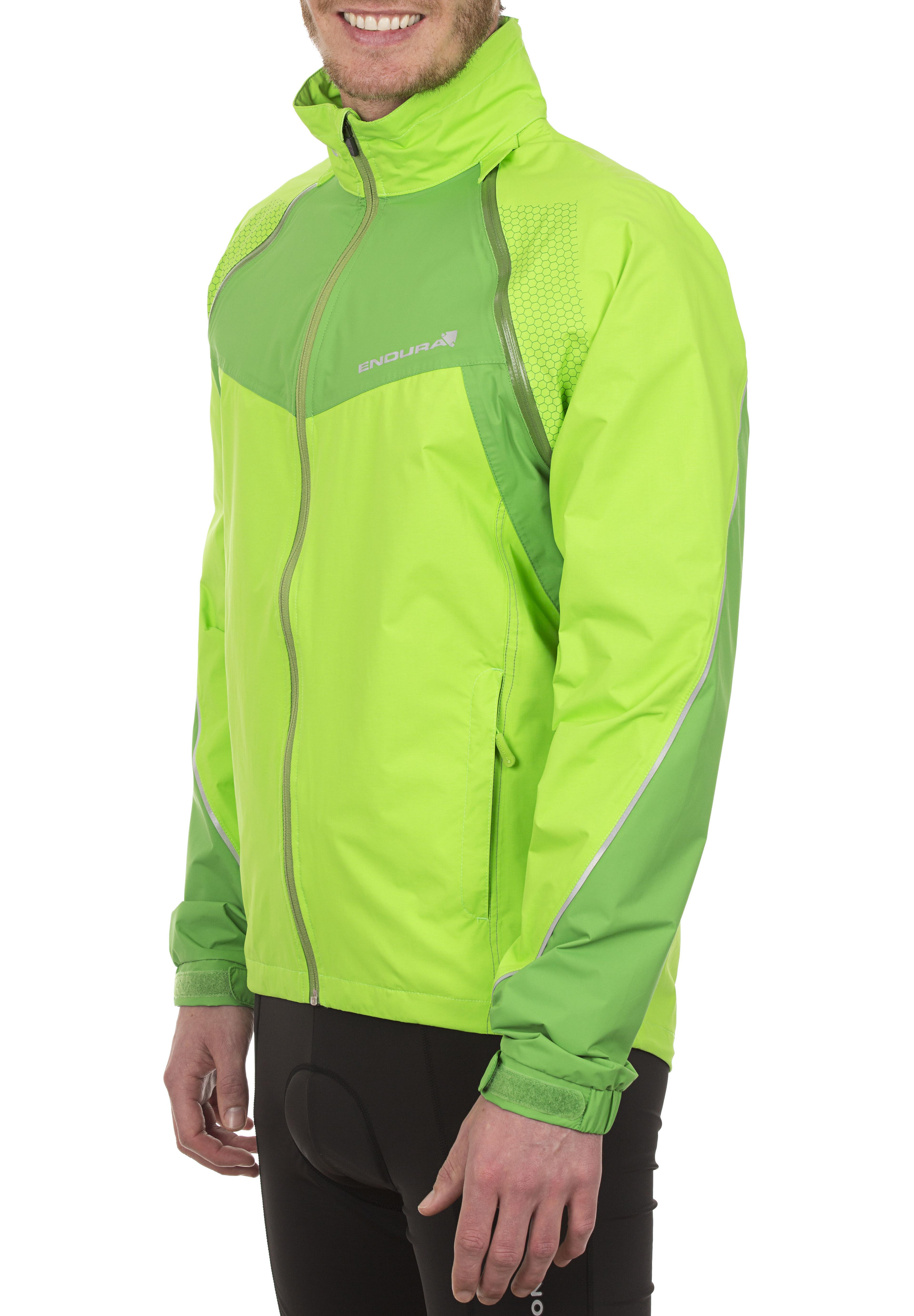 90dcf9d67 Endura Hummvee Jacket Men Convertible green at Bikester.co.uk
